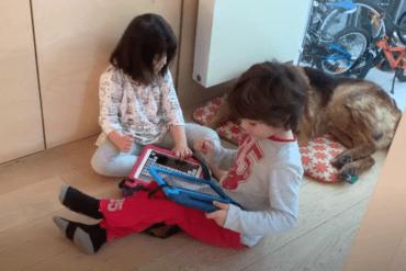 Web para niños con discapacidad